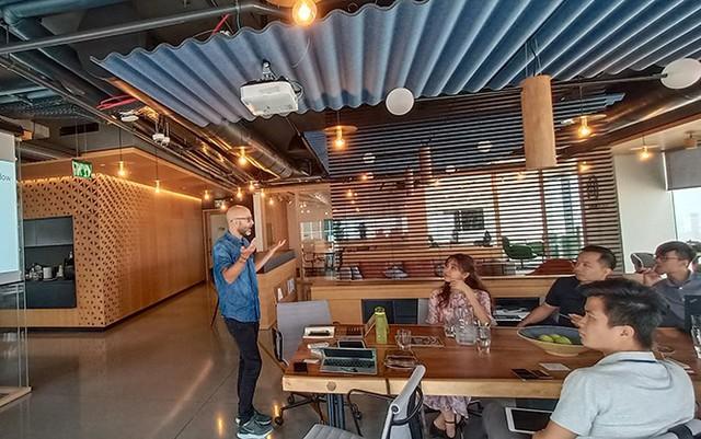 Startup Việt và hành trình trên đất Israel - ảnh 5