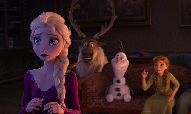 """""""Frozen II"""" trở thành phim có doanh thu mùa Lễ Tạ Ơn cao nhất tại Mỹ - Ảnh 1."""