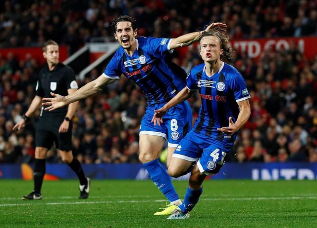 League Cup 2019/20: Chật vật hạ CLB hạng 3, Manchester United đụng Chelsea ở vòng 4 - Ảnh 2.