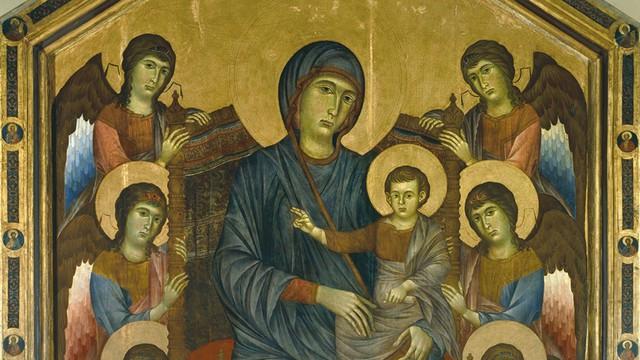 Tìm thấy bức tranh mất tích gần 800 năm của danh họa Cenni di Pepo - Ảnh 1.