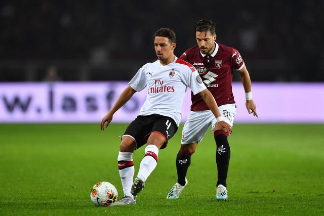 Torino ngược dòng giành chiến thắng trước AC Milan - Ảnh 2.
