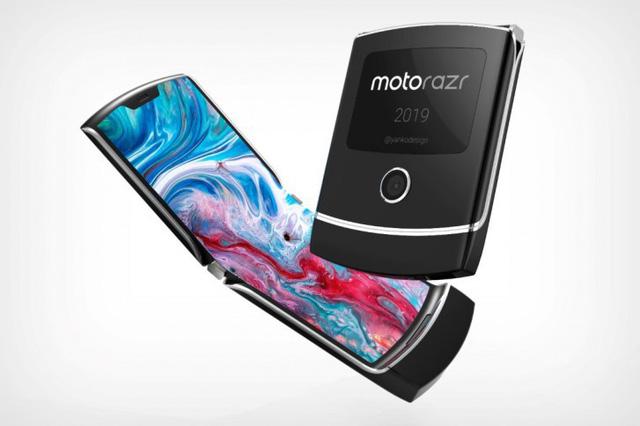 Lộ diện thời điểm ra mắt của huyền thoại Motorola RAZR màn hình gập - Ảnh 2.