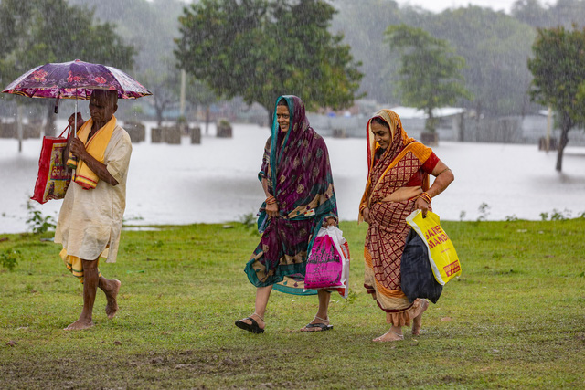 Lũ lụt nghiêm trọng tại Ấn Độ, ít nhất 44 người thiệt mạng - Ảnh 8.