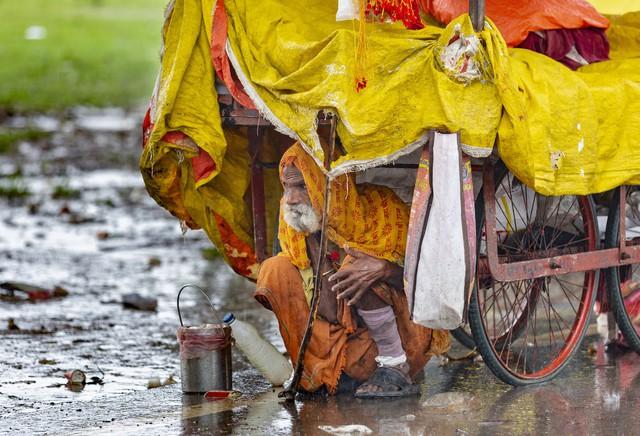 Lũ lụt nghiêm trọng tại Ấn Độ, ít nhất 44 người thiệt mạng - Ảnh 9.
