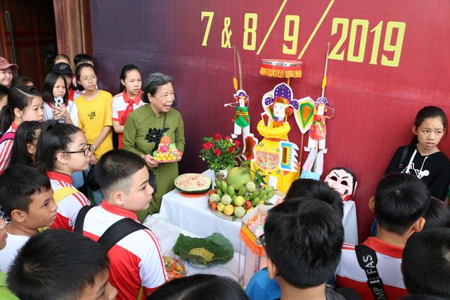 Đón Trung thu đậm sắc màu văn hóa Gia Lai giữa lòng Hà Nội - Ảnh 2.