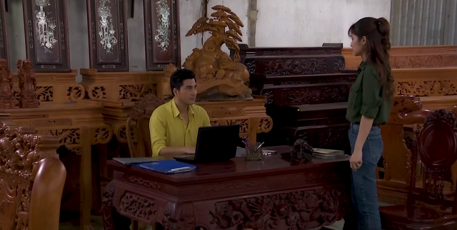 Xin chào hạnh phúc - Hoán đổi: Hà Trí Quang vào vai trai hư, ăn chơi sa đọa - Ảnh 3.