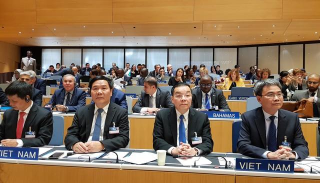 Bộ trưởng Chu Ngọc Anh dự Đại hội đồng WIPO 2019 - Ảnh 1.