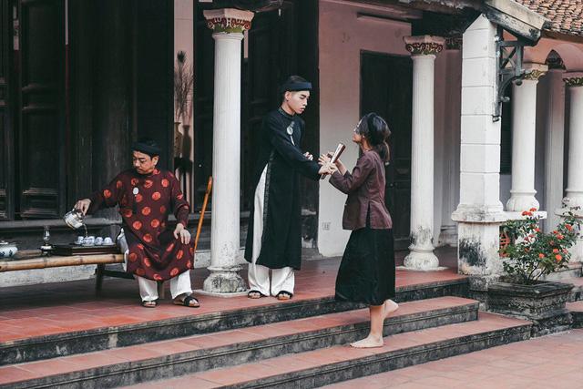 Lấy cảm hứng từ truyện ngắn Chí Phèo, Đức Phúc ra mắt MV Hết thương cạn nhớ - Ảnh 1.