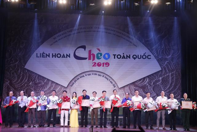 Liên hoan Chèo toàn quốc 2019: Khép lại một mùa hội Chèo thành công - Ảnh 7.