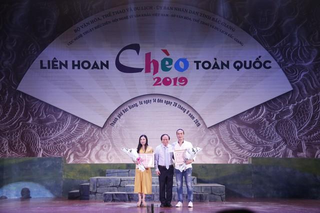 Liên hoan Chèo toàn quốc 2019: Khép lại một mùa hội Chèo thành công - Ảnh 8.