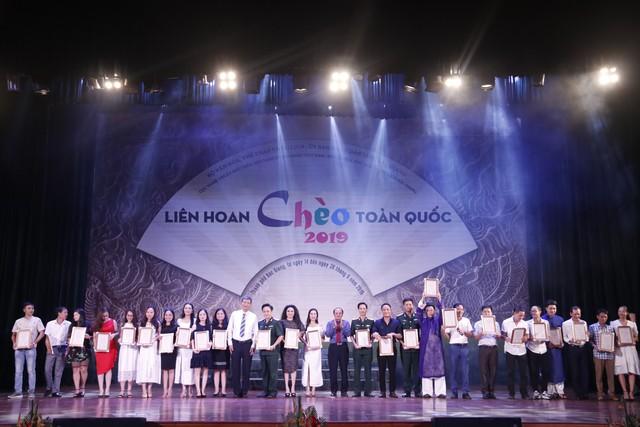 Liên hoan Chèo toàn quốc 2019: Khép lại một mùa hội Chèo thành công - Ảnh 11.