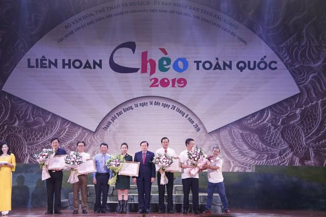 Liên hoan Chèo toàn quốc 2019: Khép lại một mùa hội Chèo thành công - Ảnh 15.