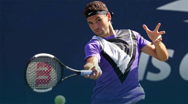 Mỹ mở rộng 2019: Ngược dòng ngoạn mục trước Federer, Dimitrov giành quyền vào bán kết! - Ảnh 2.