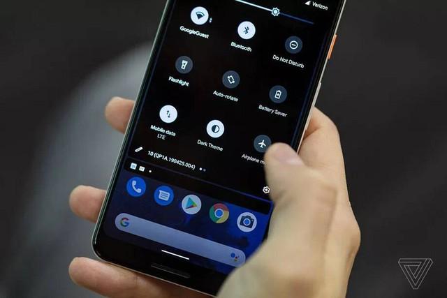 Google chính thức phát hành Android 10 - Ảnh 2.