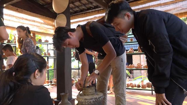 Làng nghề truyền thống bên sông Cái - Ảnh 3.
