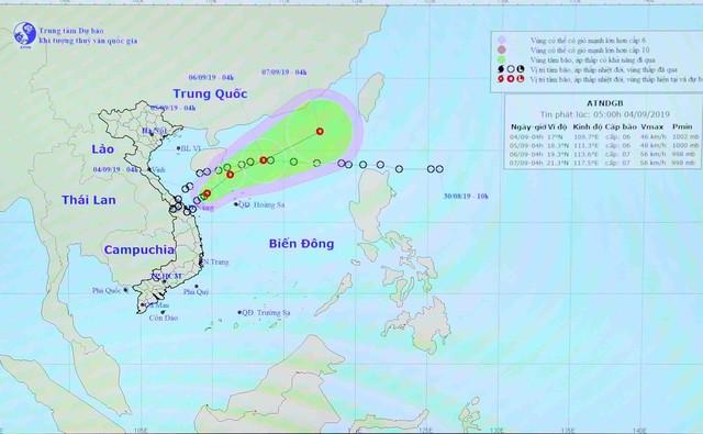 Theo dõi chặt chẽ diễn biến áp thấp nhiệt đới và tiếp tục tìm kiếm 10 người mất tích - ảnh 1