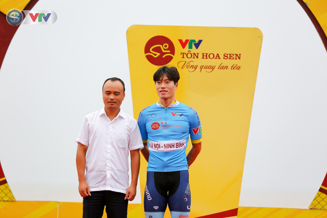 ẢNH: Những khoảnh khắc ấn tượng chặng 4 Giải xe đạp quốc tế VTV Cúp Tôn Hoa Sen 2019 - Ảnh 3.