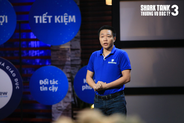 Sau 7 tập , Shark Dzung Nguyễn lần đầu chịu xuống tiền tại Shark Tank Việt Nam - Ảnh 2.
