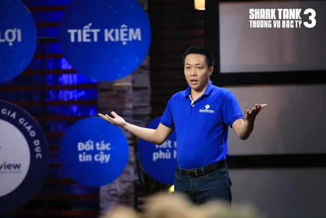 Sau 7 tập , Shark Dzung Nguyễn lần đầu chịu xuống tiền tại Shark Tank Việt Nam - Ảnh 1.