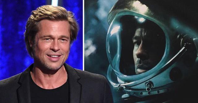 """Nam tài tử Brad Pitt vào vai phi hành gia trong """"Giải mã bí ẩn ngân hà"""" - Ảnh 1."""