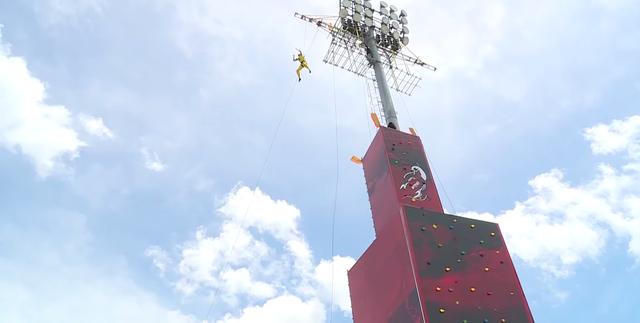 Chung kết Cuộc đua kỳ thú: HHen Niê nhảy từ độ cao của tòa nhà 12 tầng khiến khán giả thót tim - Ảnh 5.