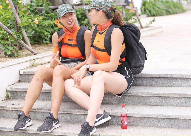 Hoa hậu Kỳ Duyên - Minh Triệu với những hình ảnh ngọt ngào tại Cuộc đua kỳ thú 2019 - Ảnh 22.