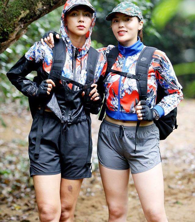 Hoa hậu Kỳ Duyên - Minh Triệu với những hình ảnh ngọt ngào tại Cuộc đua kỳ thú 2019 - Ảnh 21.