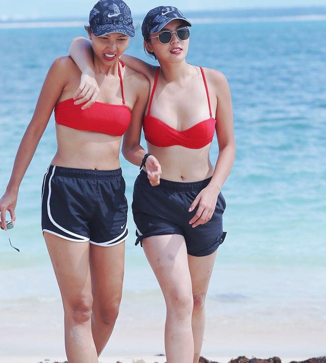 Hoa hậu Kỳ Duyên - Minh Triệu với những hình ảnh ngọt ngào tại Cuộc đua kỳ thú 2019 - Ảnh 16.