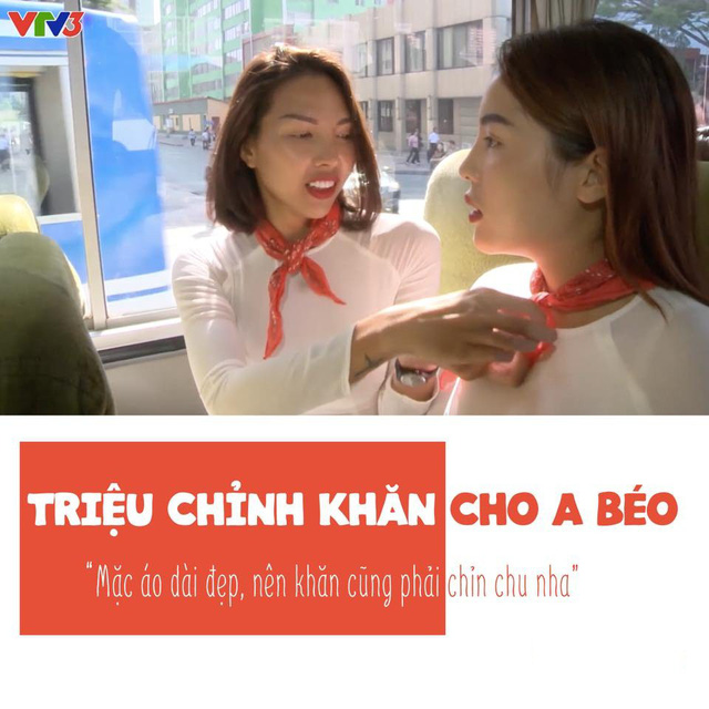 Hoa hậu Kỳ Duyên - Minh Triệu với những hình ảnh ngọt ngào tại Cuộc đua kỳ thú 2019 - Ảnh 6.