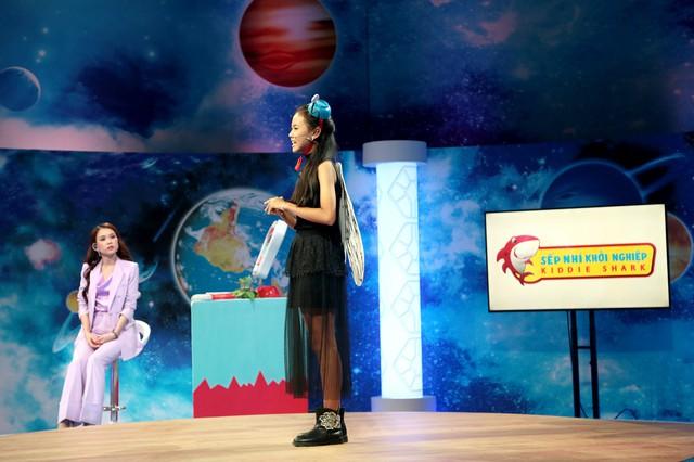 Kiddie Shark - Tập 8: Sếp nhí dụ dỗ Đoan Trang bằng lời hứa ngọt ngào - Ảnh 1.