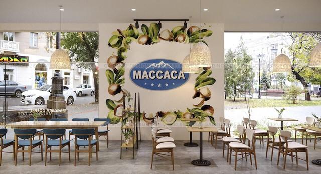 Maccaca Coffee: Khi cà phê kết hợp cùng nữ hoàng của các loại hạt - Ảnh 3.