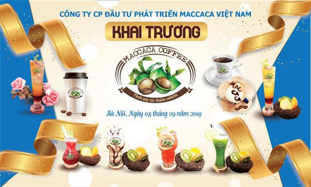 Maccaca Coffee: Khi cà phê kết hợp cùng nữ hoàng của các loại hạt - Ảnh 4.