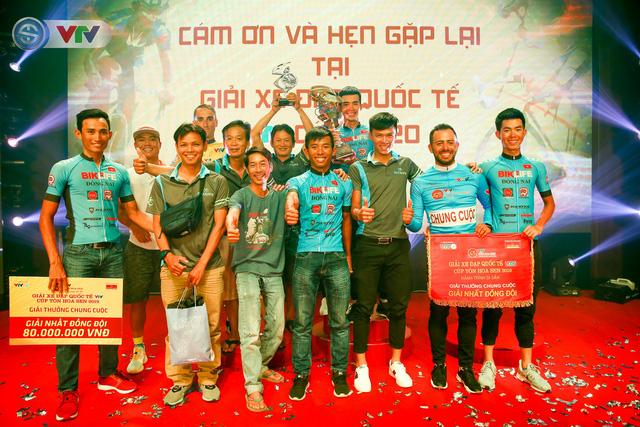 Áo xanh đổi chủ ở chặng cuối Giải xe đạp Quốc tế VTV Cúp Tôn Hoa Sen 2019 - Ảnh 7.