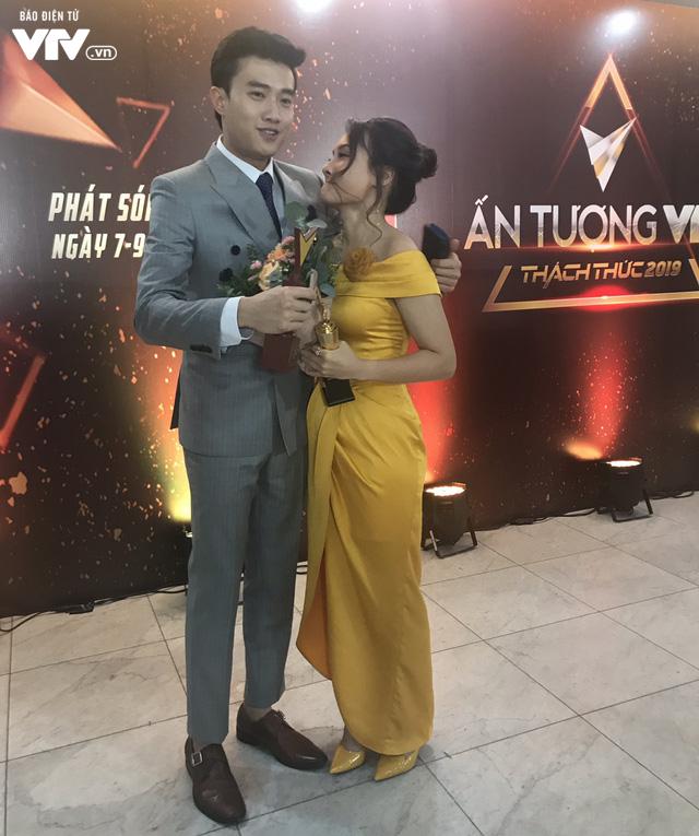 Giành cúp VTV Awards lần thứ hai, Bảo Thanh vẫn rưng rưng xúc động - Ảnh 2.