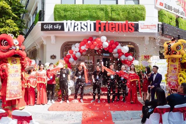 Wash Friends giới thiệu mô hình cửa hàng giặt sấy chuẩn Hàn Quốc tại Việt Nam - Ảnh 1.