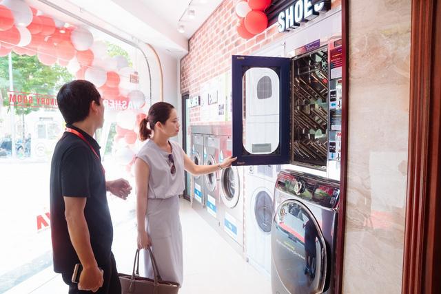 Wash Friends giới thiệu mô hình cửa hàng giặt sấy chuẩn Hàn Quốc tại Việt Nam - Ảnh 3.