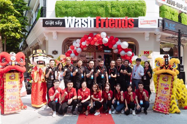 Wash Friends giới thiệu mô hình cửa hàng giặt sấy chuẩn Hàn Quốc tại Việt Nam - Ảnh 5.