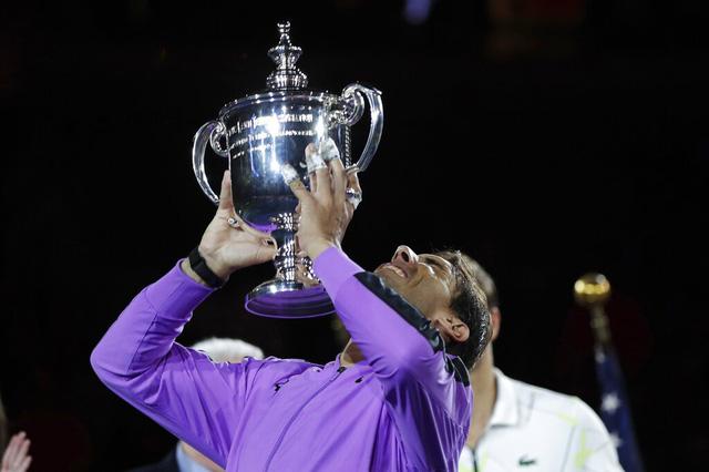 Rafael Nadal: Tôi đã chơi một trận chung kết điên rồ! - Ảnh 4.