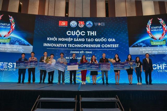 Đội giành giải nhì ở Techfest Vietnam 2018 đăng quang VietChallenge 2019 tại Mỹ - Ảnh 2.