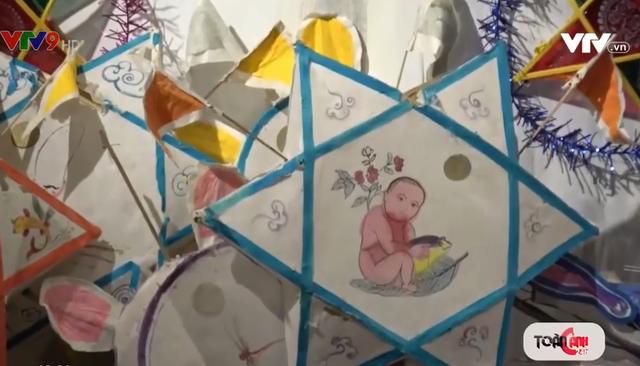 Trở về tuổi thơ với đồ chơi Trung thu truyền thống - Ảnh 4.