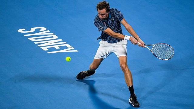 ĐT Australia & ĐT Nga vào bán kết ATP Cup 2020 - Ảnh 1.
