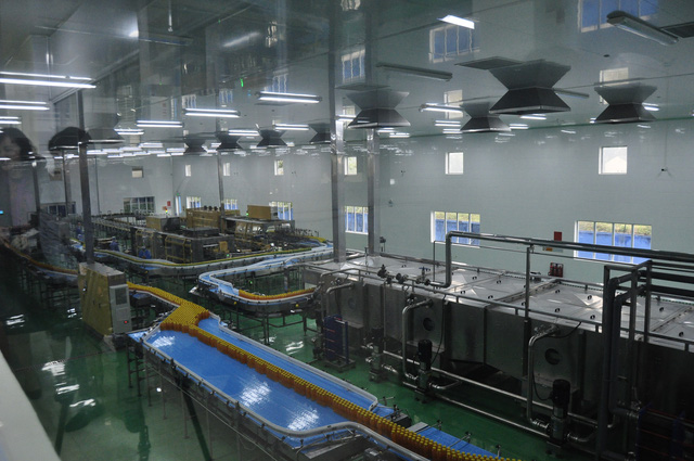Công ty TNHH Long Hải ra mắt 2 sản phẩm nước rong biển ép - Ảnh 1.
