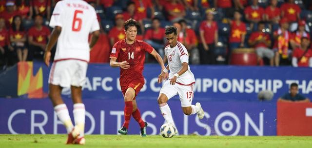 ẢNH: Nhìn lại trận đấu U23 Việt Nam 0-0 U23 UAE qua những khoảnh khắc của AFC - Ảnh 10.