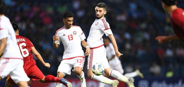 ẢNH: Nhìn lại trận đấu U23 Việt Nam 0-0 U23 UAE qua những khoảnh khắc của AFC - Ảnh 9.