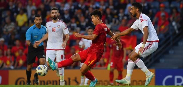 ẢNH: Nhìn lại trận đấu U23 Việt Nam 0-0 U23 UAE qua những khoảnh khắc của AFC - Ảnh 8.