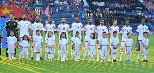 ẢNH: Nhìn lại trận đấu U23 Việt Nam 0-0 U23 UAE qua những khoảnh khắc của AFC - Ảnh 2.