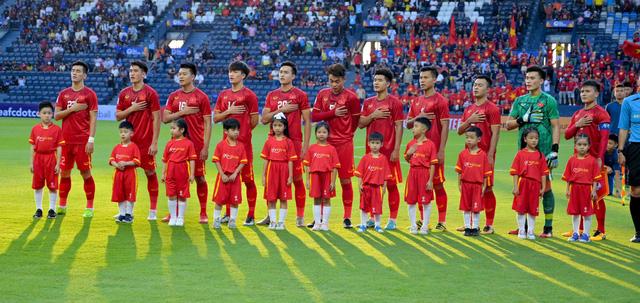 ẢNH: Nhìn lại trận đấu U23 Việt Nam 0-0 U23 UAE qua những khoảnh khắc của AFC - Ảnh 1.