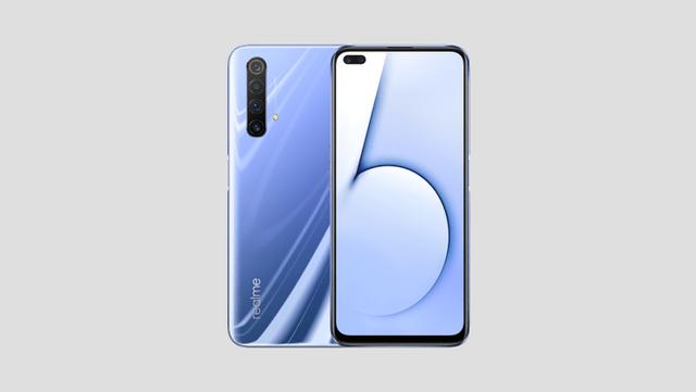 Realme ra mắt smartphone 5G Realme X50: Camera kép đục lỗ, chip Snapdragon 765G - Ảnh 1.