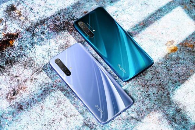 Realme ra mắt smartphone 5G Realme X50: Camera kép đục lỗ, chip Snapdragon 765G - Ảnh 2.