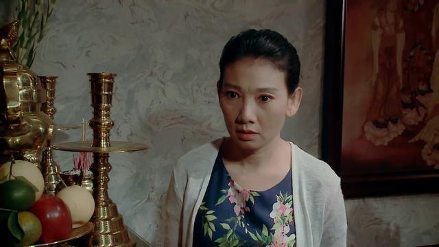 Nước mắt loài cỏ dại - Tập 18: Bà Phương (NSƯT Mỹ Uyên) trộm tượng vàng trong phòng thờ? - Ảnh 8.